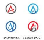 vector   business corporate... | Shutterstock .eps vector #1135061972