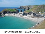Kynance Cove  Lizard Peninsula...