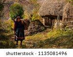 ramet  romania   october 19 ...   Shutterstock . vector #1135081496
