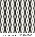 simple geometric wave seamless... | Shutterstock .eps vector #1135160708