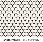 clean minimal geometric retro... | Shutterstock .eps vector #1135191932
