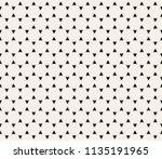 clean minimal geometric retro... | Shutterstock .eps vector #1135191965