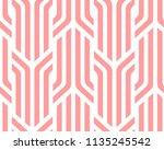 abstract geometric pattern with ... | Shutterstock .eps vector #1135245542