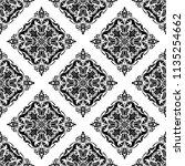orient vector classic pattern....   Shutterstock .eps vector #1135254662