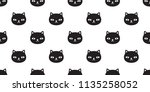 Cat Seamless Vector Pattern...