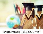 australia education knowledge... | Shutterstock . vector #1135270745