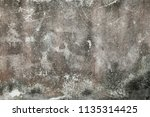 old concrete wall background | Shutterstock . vector #1135314425