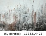 old concrete wall background | Shutterstock . vector #1135314428