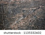 multicolored natural stone... | Shutterstock . vector #1135332602