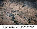 multicolored natural stone... | Shutterstock . vector #1135332605