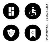 ui ux glyph icons set....