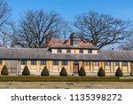 city oranienbaum with castle... | Shutterstock . vector #1135398272