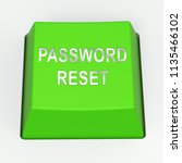 password reset email interface...
