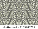 wallpaper in the style of... | Shutterstock . vector #1135486715