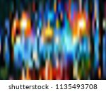 colored abstract background ... | Shutterstock .eps vector #1135493708
