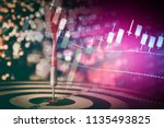 various type of financial and...   Shutterstock . vector #1135493825