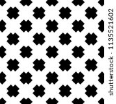 repeated crosses background....   Shutterstock .eps vector #1135521602
