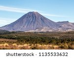 landmark  very famous and... | Shutterstock . vector #1135533632