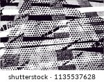 distressed background in black... | Shutterstock .eps vector #1135537628