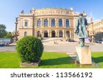 Rudolfinum Concert Hall In...