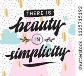inspirational quote  motivation....   Shutterstock .eps vector #1135715192