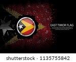 background halftone gradient... | Shutterstock .eps vector #1135755842