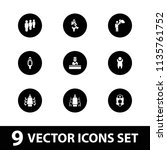 staff icon. collection of 9...   Shutterstock .eps vector #1135761752