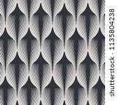 pattern vector background... | Shutterstock .eps vector #1135804238