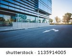 modern urban architecture and... | Shutterstock . vector #1135914005