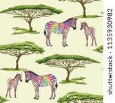 seamless pattern  background ... | Shutterstock .eps vector #1135930982