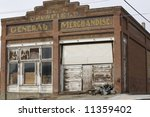 Old Rural Abandoned General...