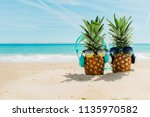 Couple Of Attractive Pineapples ...