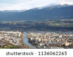 austria  innsbruck   december... | Shutterstock . vector #1136062265