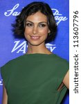 BEVERLY HILLS - SEP 21:  Morena Baccarin at the 'Variety and Women in Film Pre-Emmy Event' at Scarpetta on September 21, 2012 in Beverly Hills, California - stock photo