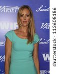 BEVERLY HILLS - SEP 21:  Kim Raver at the 'Variety and Women in Film Pre-Emmy Event' at Scarpetta on September 21, 2012 in Beverly Hills, California - stock photo