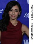 BEVERLY HILLS - SEP 21:  Aimee Garcia at the 'Variety and Women in Film Pre-Emmy Event' at Scarpetta on September 21, 2012 in Beverly Hills, California - stock photo