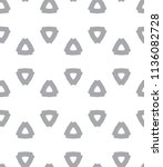 seamless vector pattern in... | Shutterstock .eps vector #1136082728