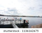 saint petersburg   russia  ...   Shutterstock . vector #1136162675