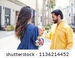 raksha bandhan  rakshabandhan . ... | Shutterstock . vector #1136214452