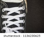 close up of sneakers | Shutterstock . vector #1136230625