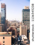 cityscape skyline of various...   Shutterstock . vector #1136545238
