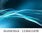 graphic digital abstract... | Shutterstock . vector #1136611658