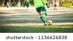 Amateur Kids Soccer Game
