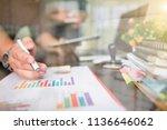 business photo professional... | Shutterstock . vector #1136646062