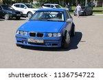yoshkar ola  russia  june 17 ... | Shutterstock . vector #1136754722