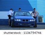 yoshkar ola  russia  june 17 ... | Shutterstock . vector #1136754746
