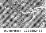abstract vector background dot... | Shutterstock .eps vector #1136882486