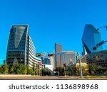 dallas  texas  usa   october 23 ... | Shutterstock . vector #1136898968