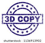 3d copy stamp seal watermark... | Shutterstock .eps vector #1136913902
