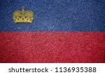 liechtenstein national flag... | Shutterstock . vector #1136935388